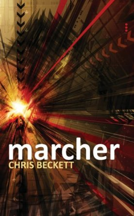Marcher old cover