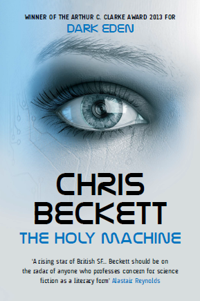 New Holy Machine cover