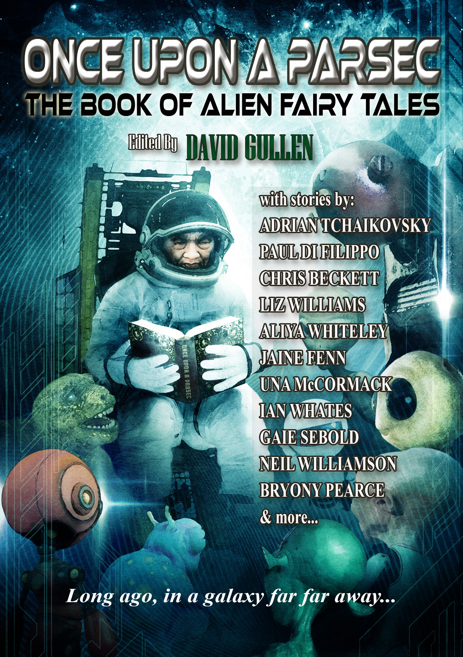 Cover of anthology